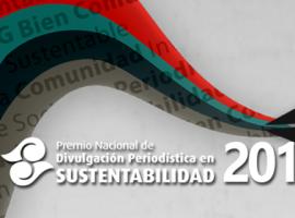 Gestionamos por 4° año el Premio de Periodismo en Sustentabilidad