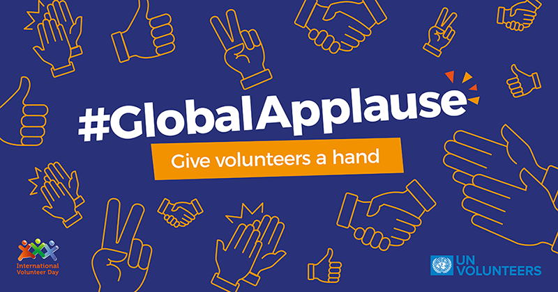 Día Internacional del voluntariado, una tendencia al alza