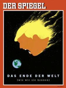 Portada Der Spiegel de Noviembre de 2016